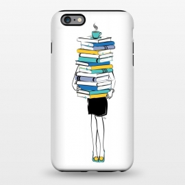 iPhone 6/6s plus  Book Worm by Martina