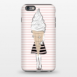 iPhone 6/6s plus  Ice Cream Girl by Martina