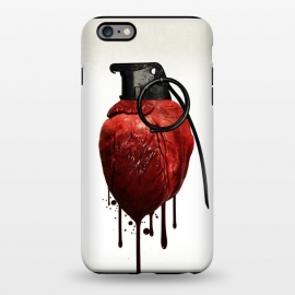 iPhone 6/6s plus  Heart Grenade by Nicklas Gustafsson ()