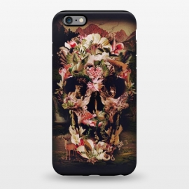 iPhone 6/6s plus  Jungle Skull by Ali Gulec ()
