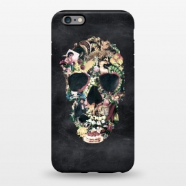 iPhone 6/6s plus  Vintage Skull by Ali Gulec ()