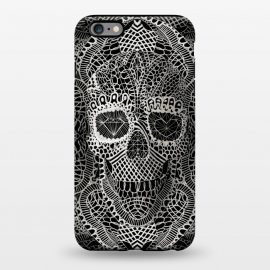 iPhone 6/6s plus  Lace Skull by Ali Gulec ()