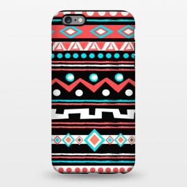 iPhone 6/6s plus  Black Tipi by Nika Martinez ()