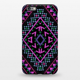 iPhone 6/6s plus  Neon Pattern by Nika Martinez ()