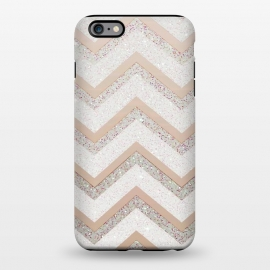 iPhone 6/6s plus  Nude Chevron by Monika Strigel ()