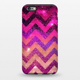iPhone 6/6s plus  Chevron Water Galaxy by Monika Strigel ()