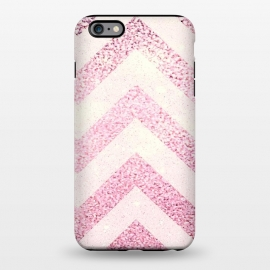 iPhone 6/6s plus  Party Chevron Powder by Monika Strigel ()