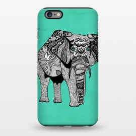 iPhone 6/6s plus  Elephant of Namibia by Pom Graphic Design ()