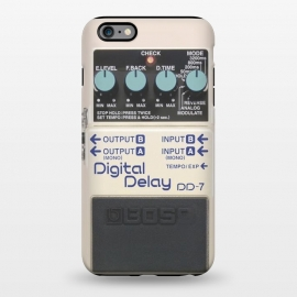 iPhone 6/6s plus  CASE DIGITAL DELAY by Diego Tirigall ()