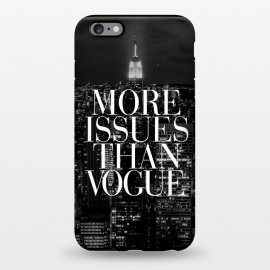 iPhone 6/6s plus  Siphone vogue issues nyc skyline by Rex lambo