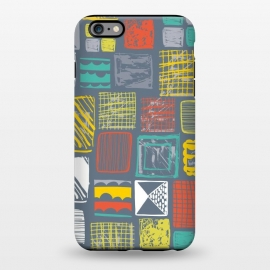 iPhone 6/6s plus  Square Metropolis Leaves by Rachael Taylor ()