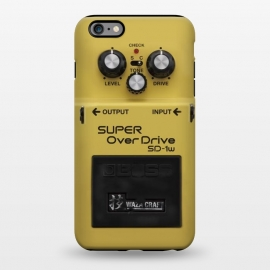 iPhone 6/6s plus  CASE SUPER OVERDRIVE by Diego Tirigall ()