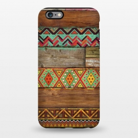 iPhone 6/6s plus  INDIAN WOOD by Diego Tirigall ()