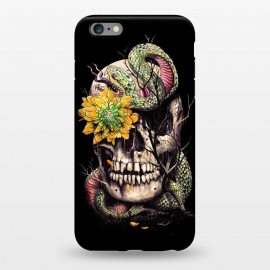 iPhone 6/6s plus  Snake and Skull by Nicebleed