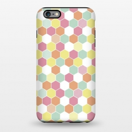 iPhone 6/6s plus  Geo Hex by Alice Perry Designs