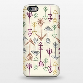 iPhone 6/6s plus  Straight Shot arrow by TracyLucy Designs
