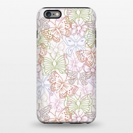 iPhone 6/6s plus  Butterfly Field by TracyLucy Designs
