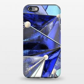 iPhone 6/6s plus  Blue Glass by Adoryanti
