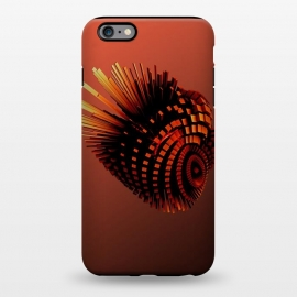 iPhone 6/6s plus  Your Bronze Cyborg Heart by Adoryanti