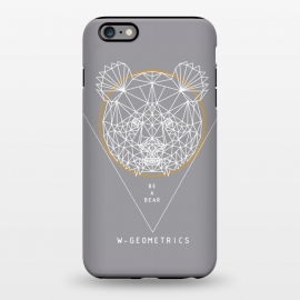 iPhone 6/6s plus  Bear by W-Geometrics