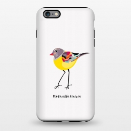 iPhone 6/6s plus  Red Robin by Stefania Pochesci