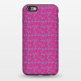 iPhone 6/6s plus  Pink Lilac Indian Floral by Zoe Charlotte