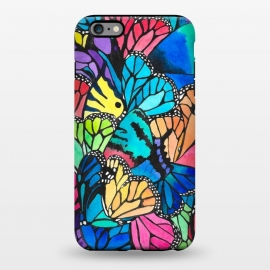 iPhone 6/6s plus  Butterfly Spark by Amaya Brydon