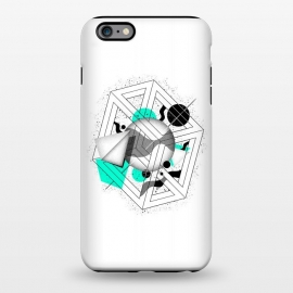 iPhone 6/6s plus  Abstract Geometry by Mitxel Gonzalez