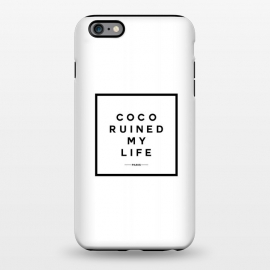 iPhone 6/6s plus  Coco Ruined My Life by Mitxel Gonzalez