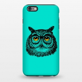 iPhone 6/6s plus  Intellectuowl by Mitxel Gonzalez