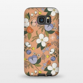 Galaxy S7  Floral Bouquet by TracyLucy Designs