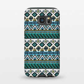 Galaxy S7  Tribal stripe by Laura Grant