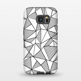 Galaxy S7  AB Lines White by Project M