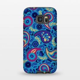 Galaxy S7  Paisly Large by Kimrhi Studios