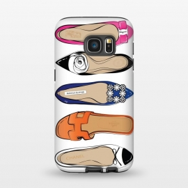 Galaxy S7  Designer Shoes by Martina
