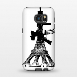 Galaxy S7  Eiffel Power by Brandon Combs ()