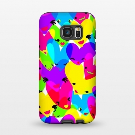 Galaxy S7  Sweet Hearts by MaJoBV ()