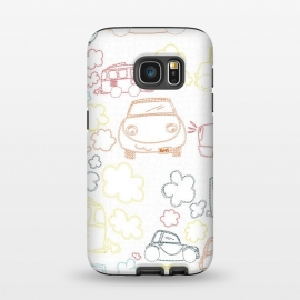 Galaxy S7  Stitched Cars by MaJoBV ()
