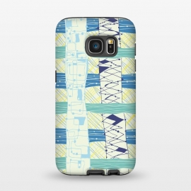 Galaxy S7  Doodled Check by MaJoBV ()
