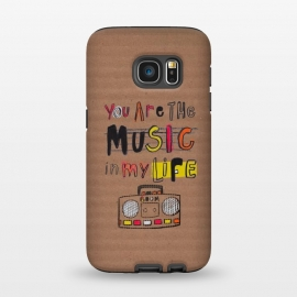 Galaxy S7  You are the Music by MaJoBV ()