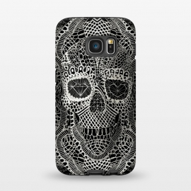 Galaxy S7  Lace Skull by Ali Gulec ()