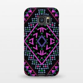 Galaxy S7  Neon Pattern by Nika Martinez ()