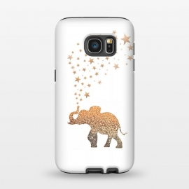 Galaxy S7  Gatsby Elephant Chain by Monika Strigel ()