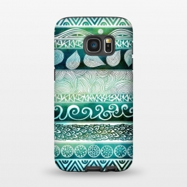 Galaxy S7  Dreamy Tribal by Pom Graphic Design ()