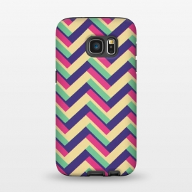 Galaxy S7  3D Chevron by Josie Steinfort  ()