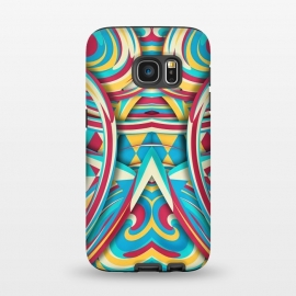 Galaxy S7  Spiral Color by Eleaxart ()