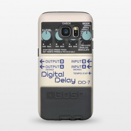Galaxy S7  CASE DIGITAL DELAY by Diego Tirigall ()