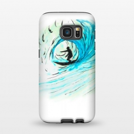 Galaxy S7  Surfer Pod by Bruce Stanfield ()