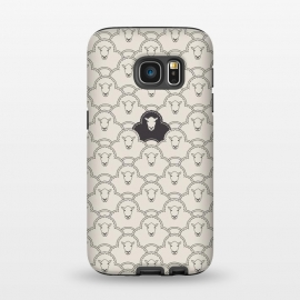 Galaxy S7  Black Sheep by Davies Babies