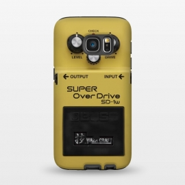 Galaxy S7  CASE SUPER OVERDRIVE by Diego Tirigall ()